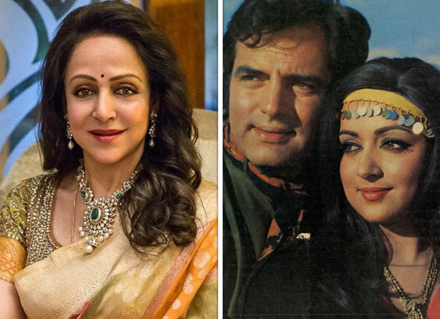 """""""What is happening to a happy, once peaceful nation, Afghanistan, is truly sad"""", says Hema Malini as she recalls her shoot of Dharmatma back in 1975"""