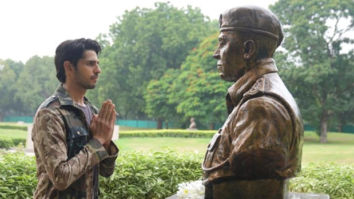 On 75th Independence Day, Sidharth Malhotra pays respect to Captain Vikram Batra and other patriotic leaders at National War Memorial in Delhi
