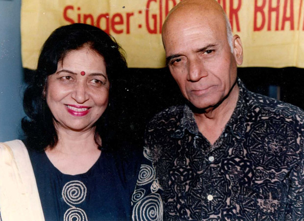 Veteran Bollywood singer and wife of late music director Mohammed Zahur Khayyam, Jagjit Kaur passes away at 93