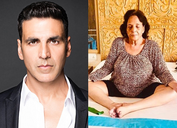 Akshay Kumar rushes back to Mumbai as his mother gets admitted to ICU