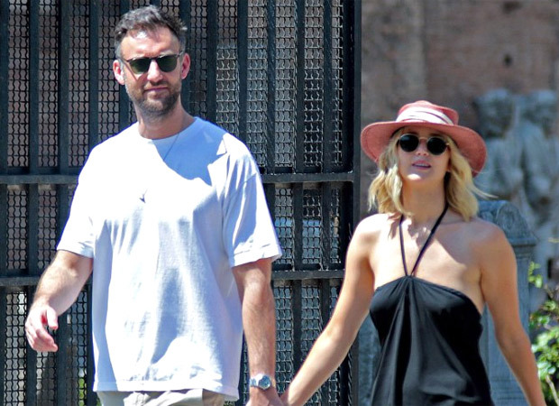 Jennifer Lawrence expecting her first child with husband Cooke Maroney