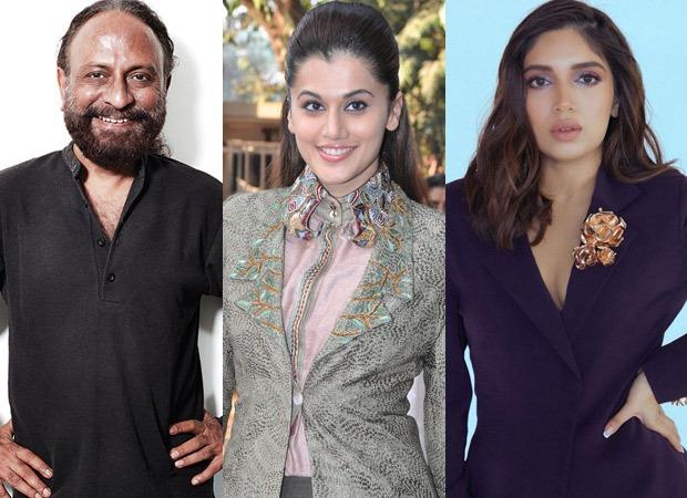 Ketan Mehta to cast Taapsee Pannu or Bhumi Pednekar for freedom fighter-aunt Usha Mehta's biopic?