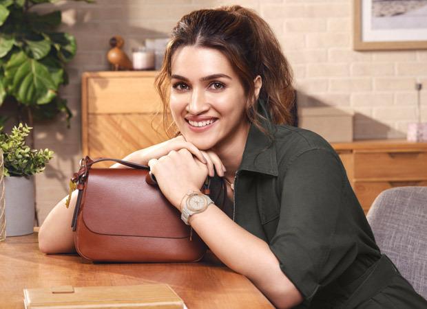 Kriti Sanon is the new celebrity brand ambassador of Fossil in India
