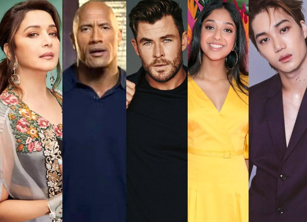 Madhuri Dixit, Dwayne Johnson, Chris Hemsworth, Maitreyi Ramakrishnan, EXO's Kai, Heechul, Jung Hae In join the lineup of Netflix's global fan event Tudum