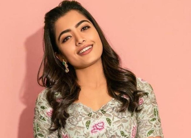"""EXCLUSIVE: """"One thing I loved when I looked at the poster of Fahadh Faasil and Allu Arjun was their eyes""""- Rashmika Mandanna"""