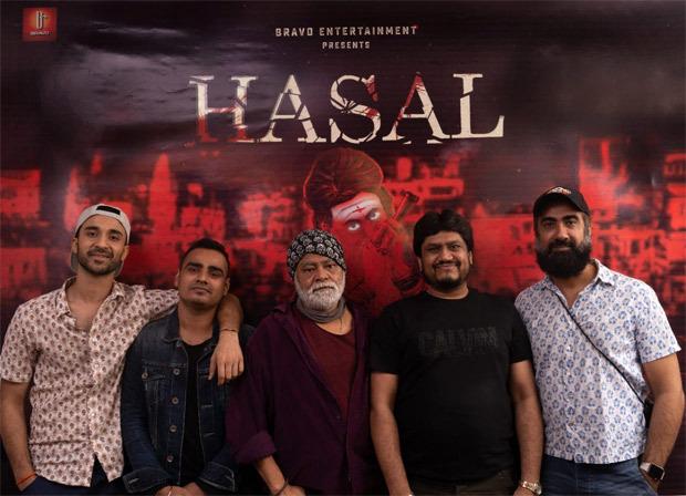 Sanjay Mishra, Ranvir Shorey and Raghav Juyal starrer Hasal is set to go on floors