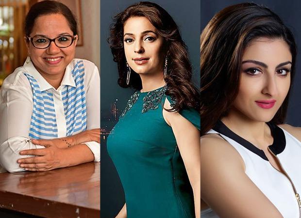Tanuja Chandra resumes shoot of Hush Hush with Juhi Chawla, Soha Ali Khan, and others