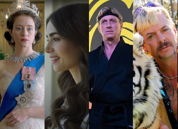 'The Crown', 'Emily in Paris', 'Cobra Kai,' 'Tiger King 2' release date announced by Netflix