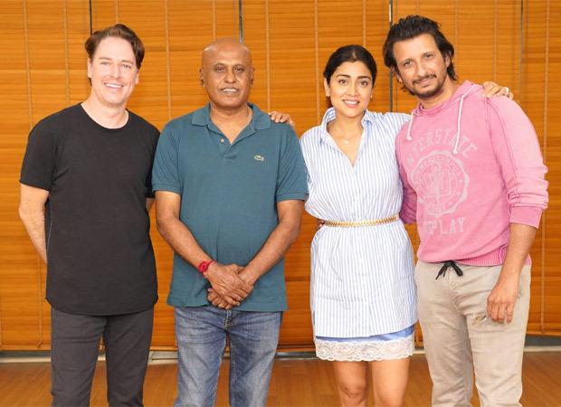 Yamini Films announces 'Music School', a one-of-a-kind musical by Ilaiyaraaja starring Sharman Joshi & Shriya Saran