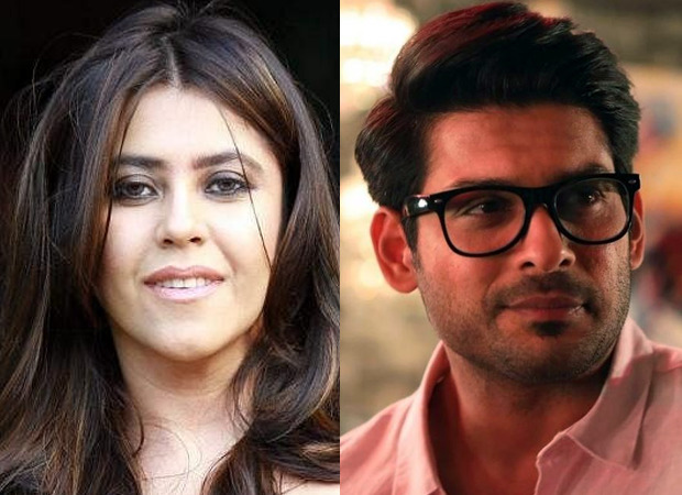 """""""Two young dynamos n a fate unplanned,""""- Ekta Kapoor pens a note as she mourns Sidharth Shukla's demise"""
