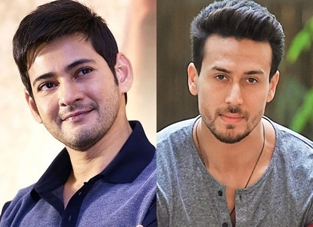 Mahesh Babu and Tiger Shroff share screen space for an ad film