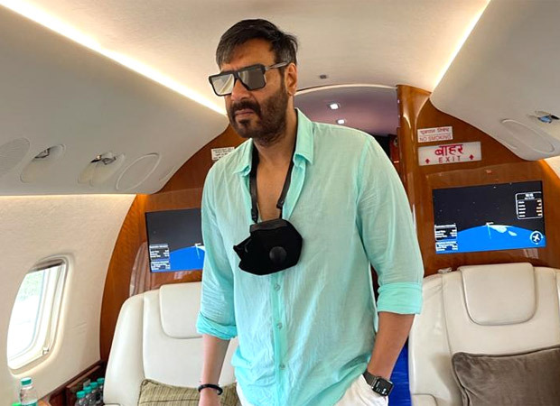 Ajay Devgn to feature in the latest episode of Into The Wild with Bear Grylls