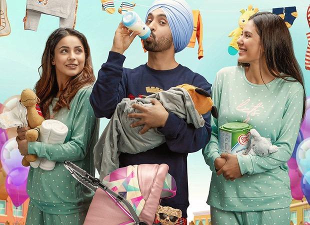 Shehnaaz Gill's film Honsla Rakh co-starring Diljit Dosanjh to release on Dussehra; trailer out on Monday
