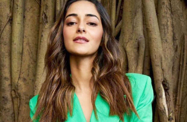 Ananya Panday is the youngest Indian celebrity to participate at the Global Citizen concert; speaks for a social cause