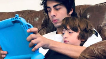 """Gauri Khan shares a picture from sons Aryan Khan and AbRam Khan's """"boys night out"""""""