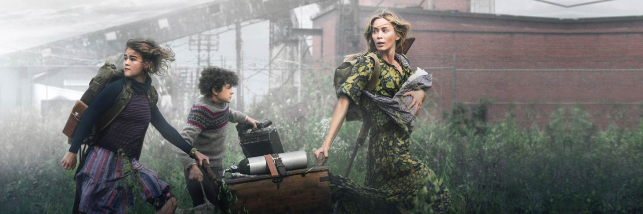 A Quiet Place Part II (English)