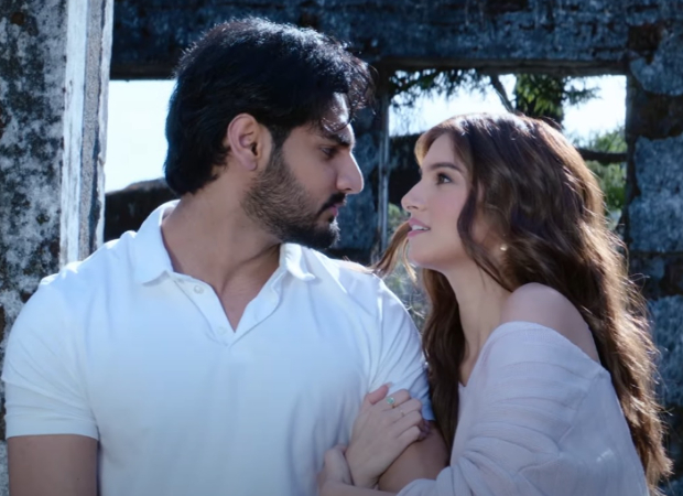 Tadap is equal doses of heat and smoke with Ahan Shetty & Tara Sutaria; Catch the trailer now!