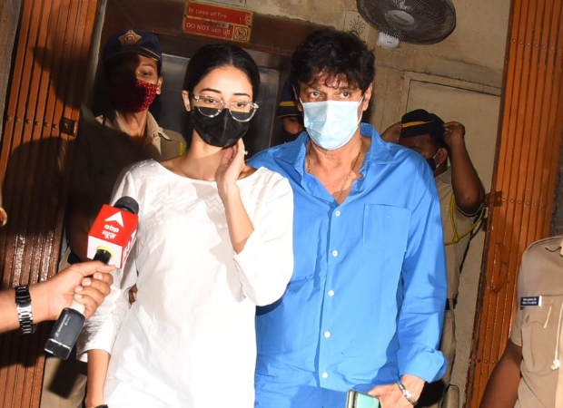 Ananya Panday returns home after two hours of questioning by NCB; called at 11 am tomorrow