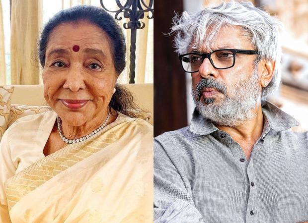 Asha Bhosle in pursuit to get Sanjay Leela Bhansali to launch her granddaughter Zanai