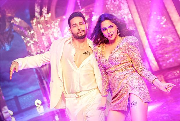 Bunty Aur Babli 2: 'Tattoo Waaliye' is Siddhant Chaturvedi and Sharvari Wagh's first dance track of their film career!