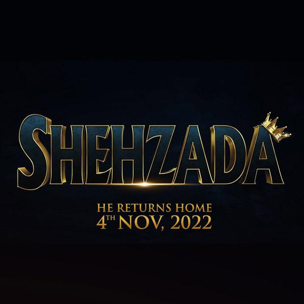 Kartik Aaryan and Kriti Sanon officially announce Shehzada; film to release on November 4, 2022