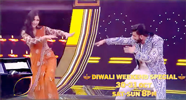 The Big Picture Ranveer Singh and Katrina Kaif have a dance-off, watch video