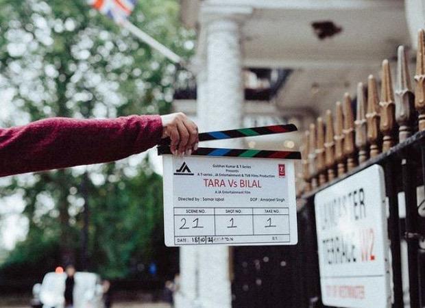 John Abraham's production Tara Vs Bilal starring Harshvardhan Rane and Sonia Rathee goes on floors