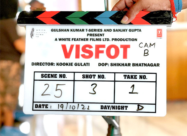 Fardeen Khan and Riteish Deshmukh starrer Visfot goes on floors