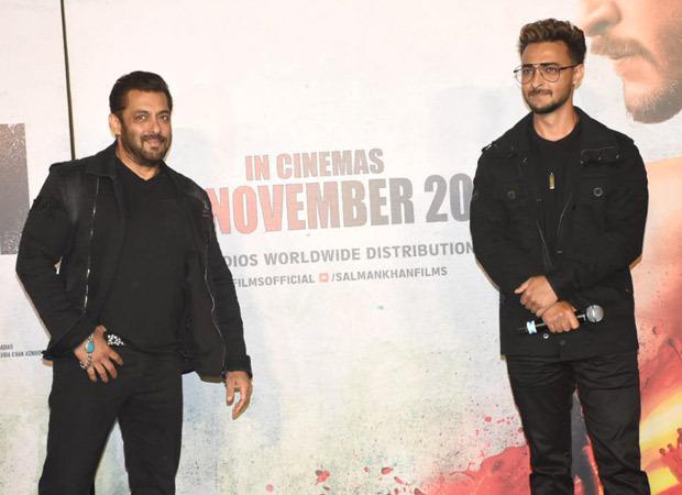 Salman Khan reveals why he keeps all criticism of Aayush Sharma's work to himself