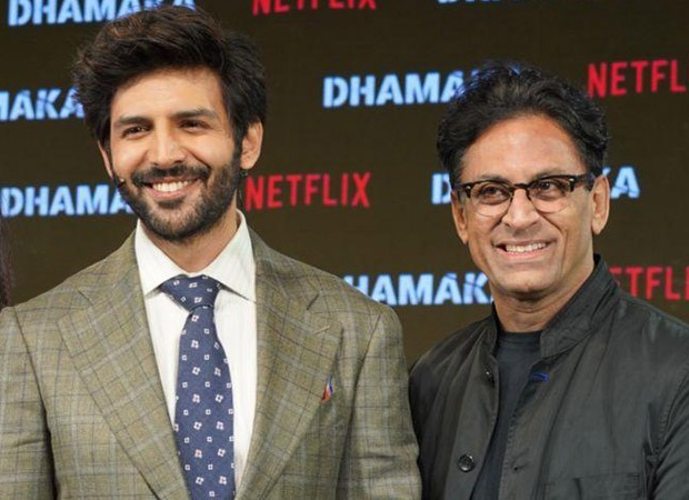 """EXCLUSIVE: """"I've followed his work, and I've liked it"""" - director Ram Madhvani on wanting to do a comedy film with Kartik Aaryan before Dhamaka"""